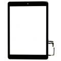 iPad Air Touch Screen with Home Button and Adhesive Tape attached [High Quality] [Black]